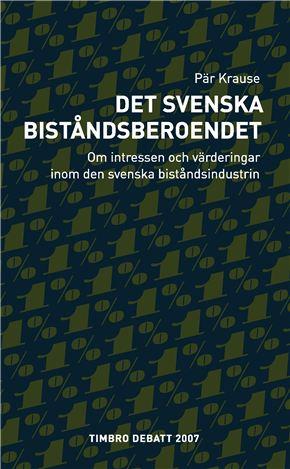 Den svenska biståndsindustrin