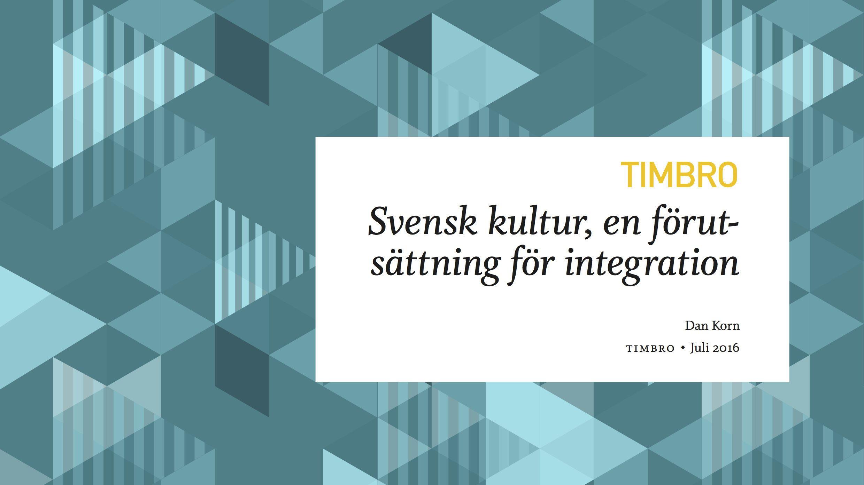 Kulturdarfor forstar inte norge faran med regeringens rasism
