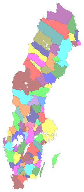 sweden_la-region_coloured