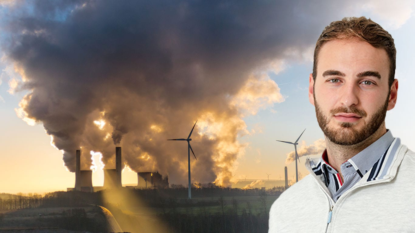 Tysklands energiomställning blev ett klimathaveri