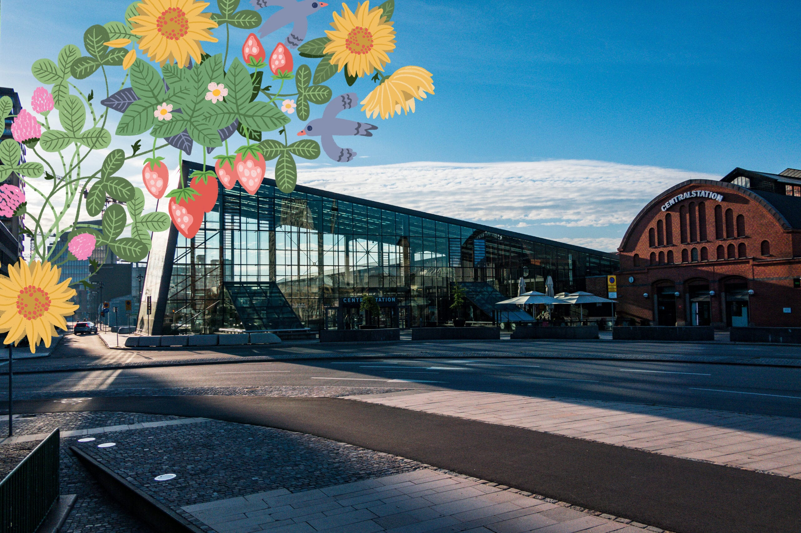 Att lämna Malmö – och att återvända